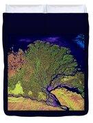 Lena Delta Duvet Cover