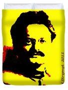Leon Trotsky Duvet Cover
