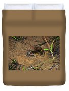 Leopard Frog Duvet Cover