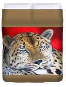 Leopardo Duvet Cover