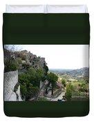 Les Baux De Provence Duvet Cover