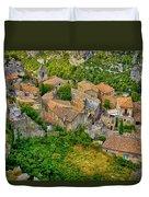 Les Baux De Provence France Dsc01915 Duvet Cover