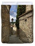 Les Baux De Provence France Dsc01926  Duvet Cover