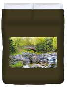 Lester Park Bridge Duvet Cover