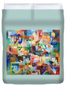 Let Everything That Has Been Made Know That You Are Its Maker  Duvet Cover