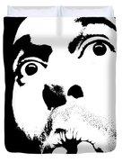 Selfie Circa 2005 Duvet Cover