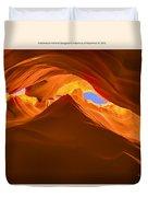 Let The Sun Shine In - Poster Duvet Cover