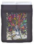 Let Your Music Flow In Harmony Duvet Cover