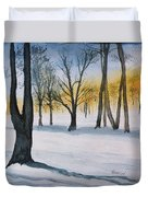 Letchworth State Park Ny Duvet Cover