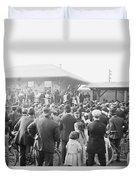 Lewis Stuyvesant Chanler (1869-1942) Duvet Cover