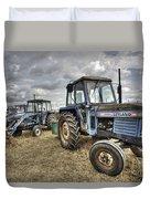 Leyland Tractors  Duvet Cover