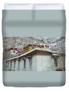 Lhasa Tibet 1 By Jrr Duvet Cover