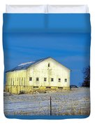 Liberty Barn Duvet Cover