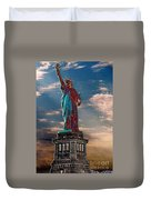 Liberty For All Duvet Cover