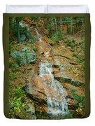 Liberty Gorge Falls Duvet Cover