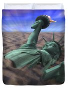 Liberty Park Duvet Cover
