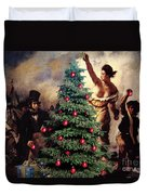 Liberty Places Star On The Tree Duvet Cover