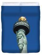 Liberty Torch Duvet Cover