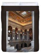 Library Of Congress Washington Dc Duvet Cover
