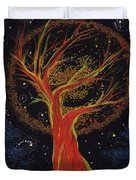 Life Blood Tree By Jrr Duvet Cover