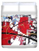 Life In The City Duvet Cover