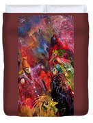 Life Is A Carnival 02 Duvet Cover