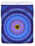 Life Light - Abstract Art By Sharon Cummings Duvet Cover