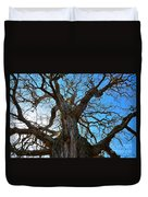 Life Of A Tree Duvet Cover