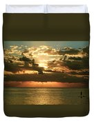 Life On Pause Duvet Cover