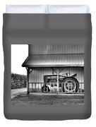 Life On The Farm Duvet Cover
