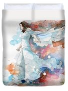 Life The Universe And Everything Duvet Cover