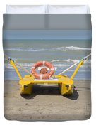 Lifeboat Duvet Cover