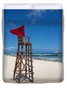 Lifeguard Duvet Cover