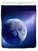 Lifeless Earth Duvet Cover
