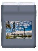 Lift Bridge 3d21789 Duvet Cover