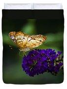 Light Beneath My Wings  Duvet Cover