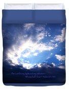 Light II Duvet Cover