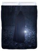 Light In The Dark Duvet Cover by Joana Kruse