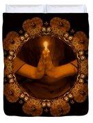 Light In The Dark Duvet Cover