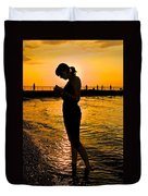 Light Of My Life Duvet Cover