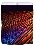 Light Rays Duvet Cover by Kim Sy Ok