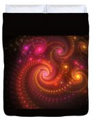 Light Show Duvet Cover