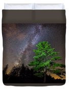 Light Up Your Life Duvet Cover