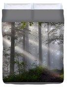 Lightbeams Duvet Cover