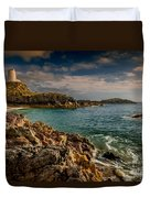 Lighthouse Bay Duvet Cover