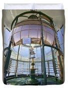 Lighthouse First Order Fresnel Lens Duvet Cover