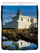 Lighthouse Duvet Cover by Marco Oliveira