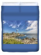 Lighthouse Point Duvet Cover