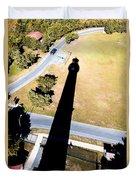 Lighthouse Shadow Duvet Cover