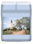 Lighthouse Duvet Cover by Victor Collector